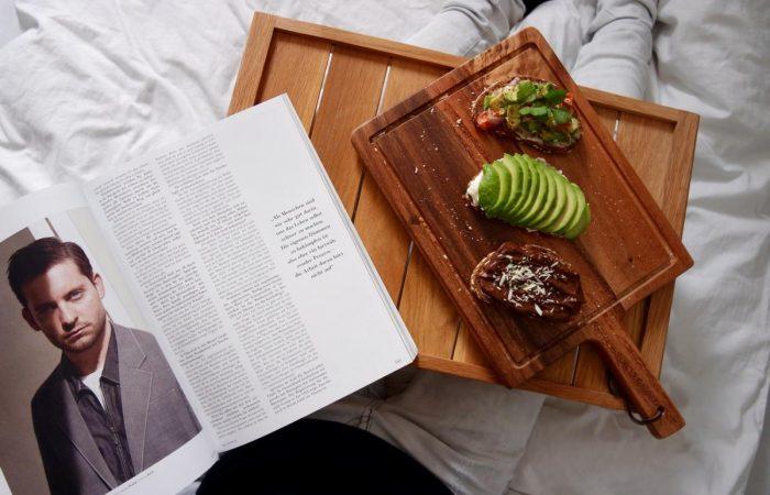 Avocado-Frühstück #HolyGuacamole