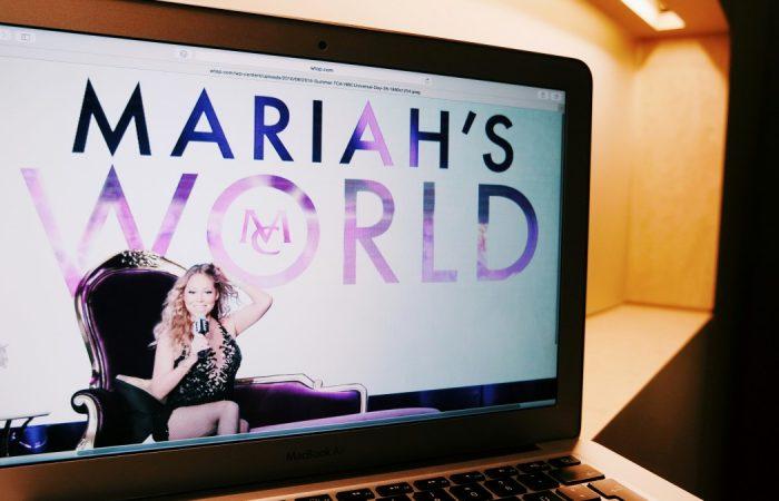 Einblicke! | Mariah's World auf E! Entertainment