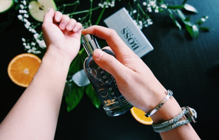 BOSS BOTTLED TONIC FOR SPRING | FRAGRANCE