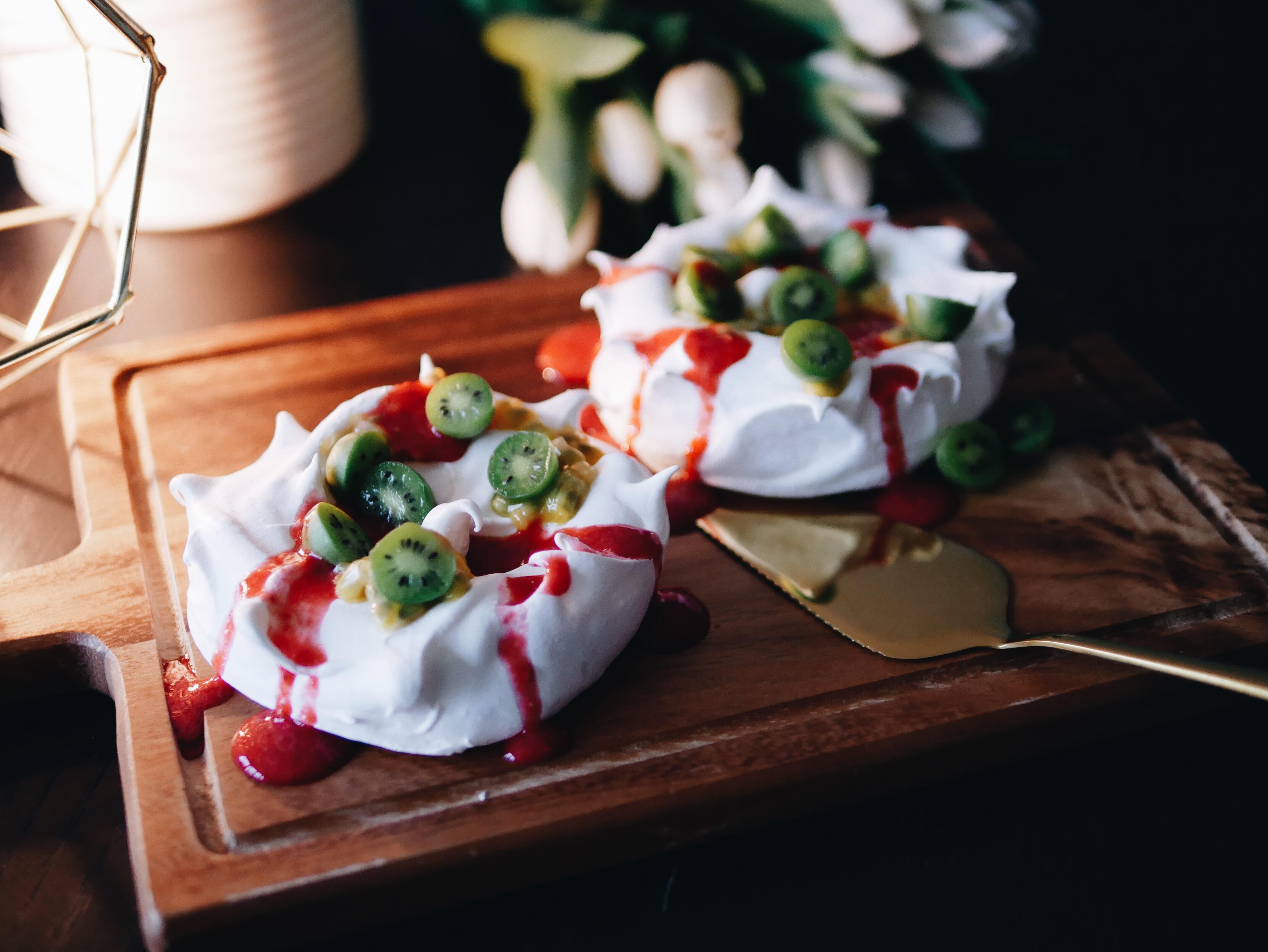 #Rezept | Schnelle und fruchtige Mini Pavlova mit Passionsfrucht
