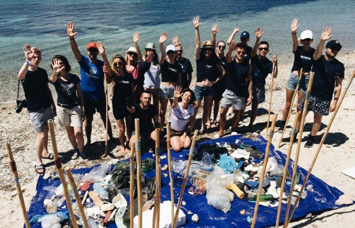 Go Beyond Plastic | North Sails in Sardinia |
