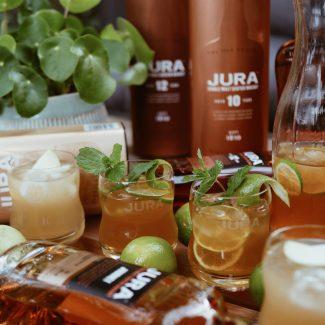 FOOD | JURA WHISKY | TWO SIGNATURE DRINKS